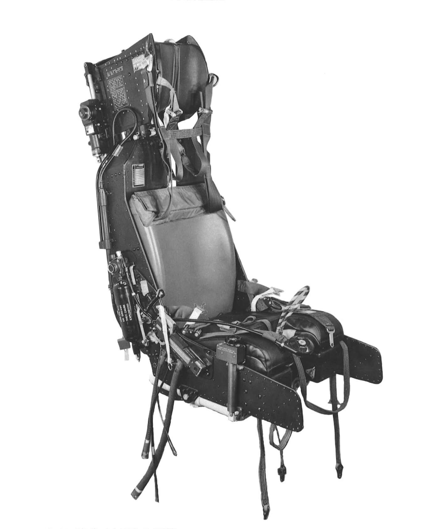 Mk9 Ejection Seat Martin Baker Timers For Rocket Gallery